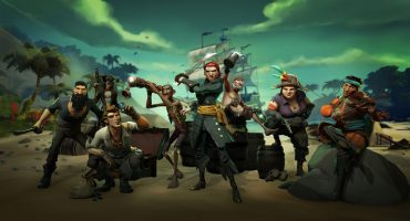 E3 showcases Sea Of Thieves gameplay footage
