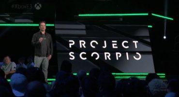 Project Scorpio announced