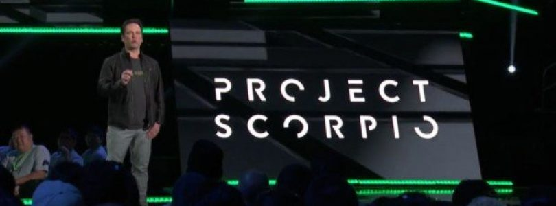 Project Scorpio announced