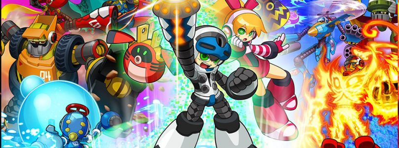 Mighty No.9 trailer dashes online