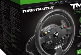Thrustmaster TMX Force Feedback Steering Wheel takes over the Mircrosoft Store