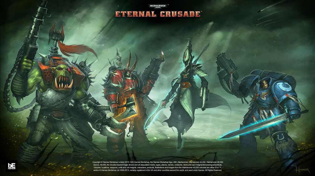 Warhammer 40k Eternal Crusade