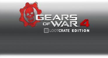 Gears of War 4 Loot Crate Banner