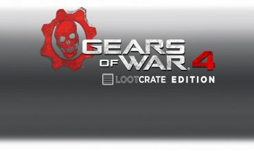 Gears of War 4 Loot Crate Banner