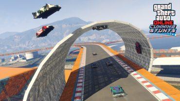 GTA 5 Stunt Racing Let's Play