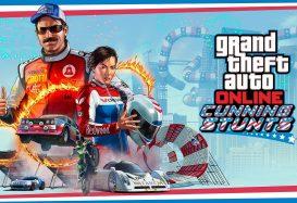 GTA 5 Stunt Racing Part 2 Let's Play
