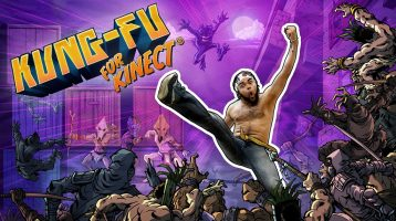 Kung_Fu for Kinect