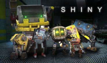 Shiny Header Image