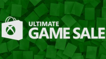 Ultimate Game Sale is now live