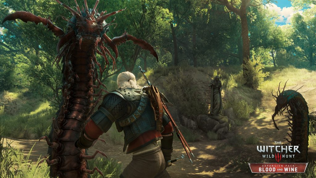 Witcher 3 Blood and Wine 1