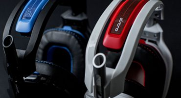 Astro A40's get Red vs Blue mod kits
