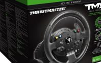 Thrustmaster TMX Force Feedback wheel review