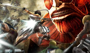 Armored and Beast Titans bring it to Attack on Titan