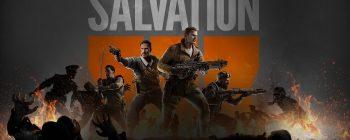 Black Ops 3 DLC4 Salvation Banner