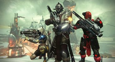 Destiny The Collection Banner