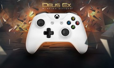 Get your augment on with Deus Ex controller designs