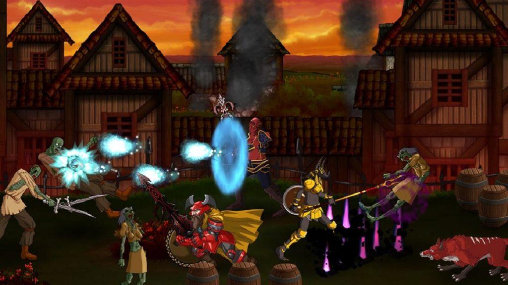 Dungeon Punks 2