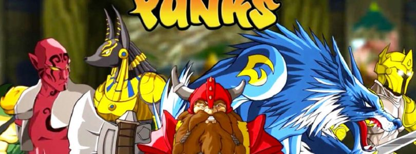 Dungeon Punks review