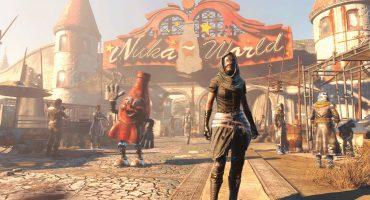 Fallout 4 Nuka-World Banner