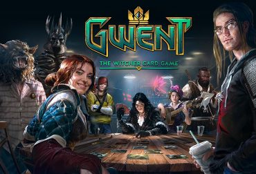 Behind the scenes of the GWENT announcement trailer