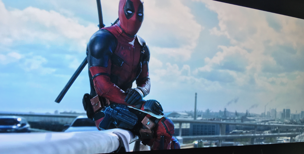 Deadpool in 4K HDR