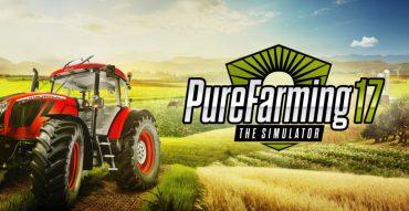 New Pure Farming 17 trailer rolls in