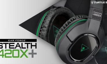 Turtle Beach announce the Stealth 420X+ at gamescom