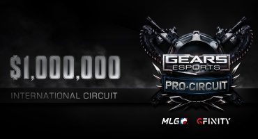 Xbox announce Gears of War eSports Pro Crcuit