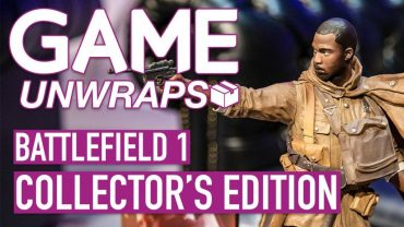 GAME unwraps the Battlefield 1 Collector's Edition