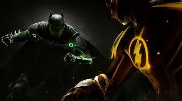 Injustice 2 Banner