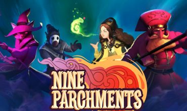 Nine Parchments announced at Gamescom