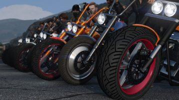 GTA Online - Bikers