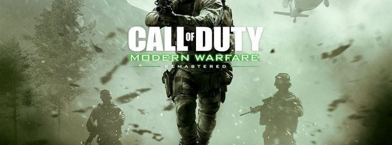 COD Modern Warfare Remastered Banner