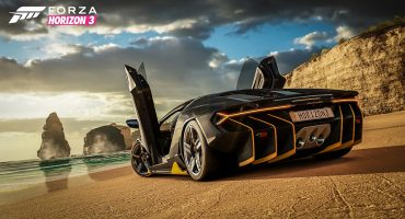 Forza Horizon 3 Festival Banner