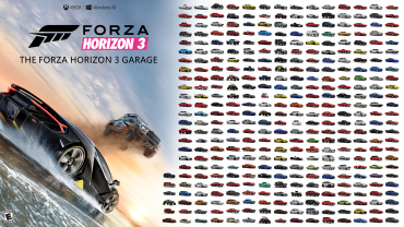 Forza Horizon 3 goes gold