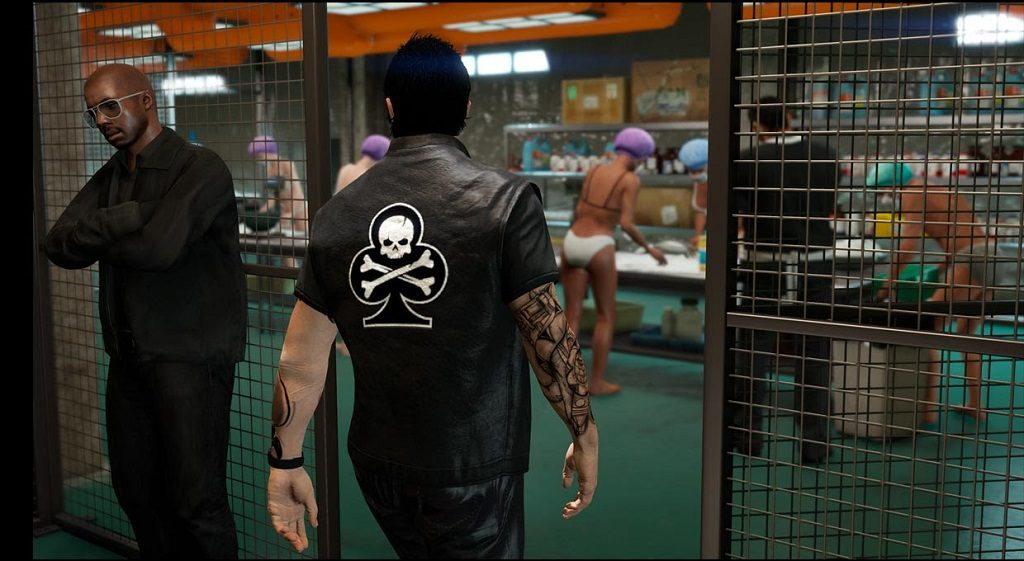 GTA Online Biker Business