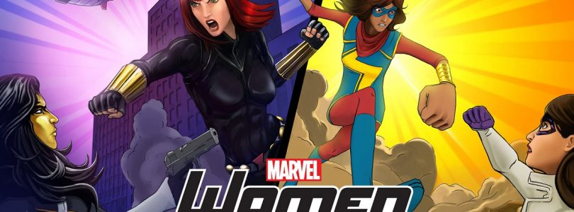 Marvel's Women of Power for Zen Pinball now available