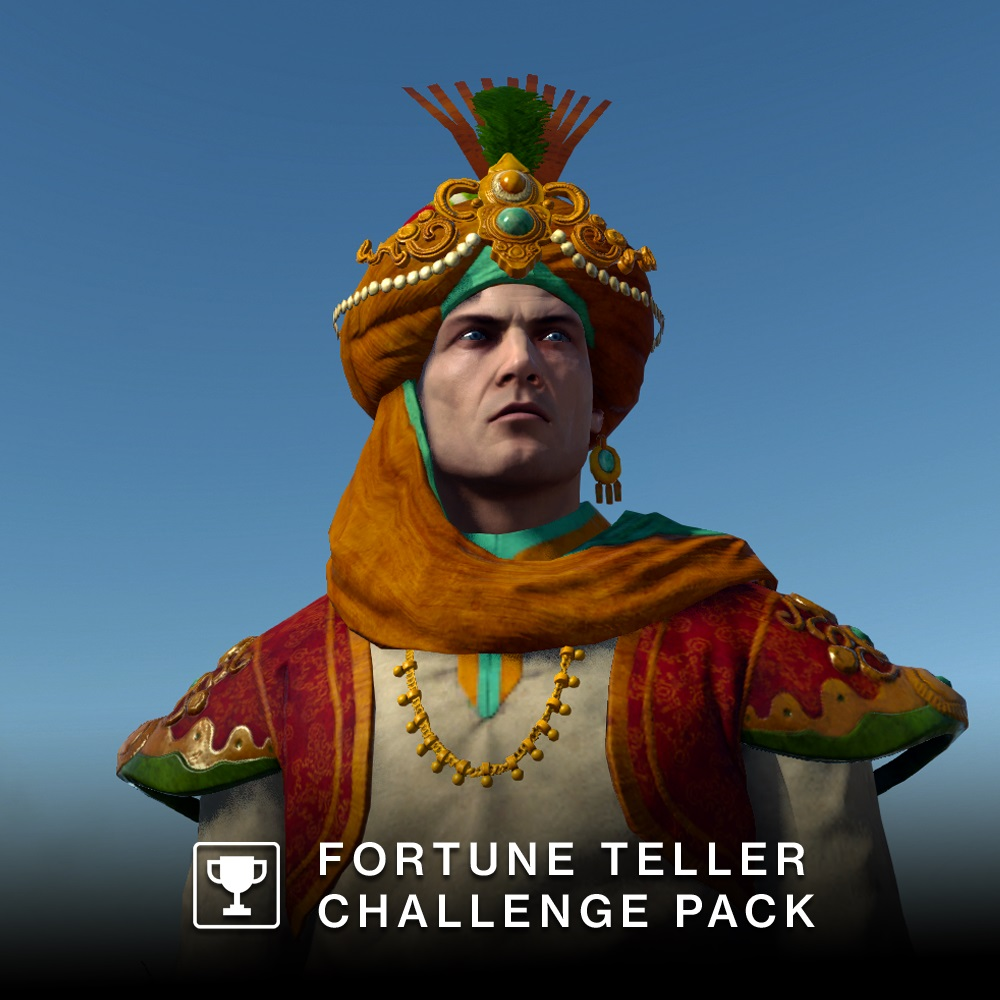 Master Fortune Teller Challenge Pack