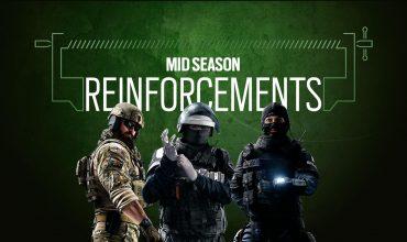 Rainbow Six Siege gets mid season reinforcements