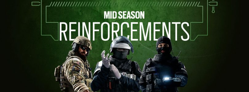 Rainbow Six Siege gets mid season reinforcements