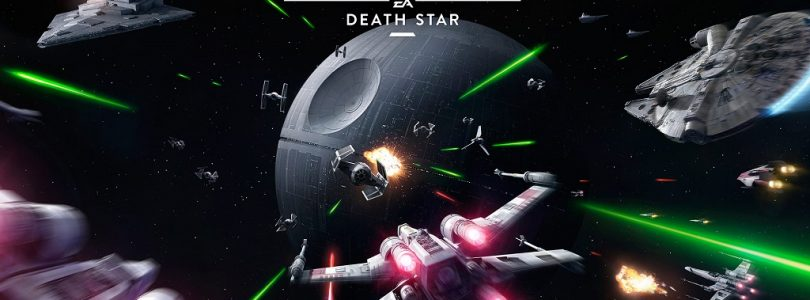 EA Star Wars Battlefront Death Star Banner