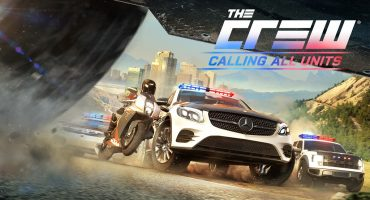 The Crew Calling all units banner