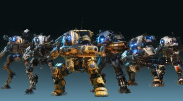 Take a closer look at Titanfall 2's six new Titans