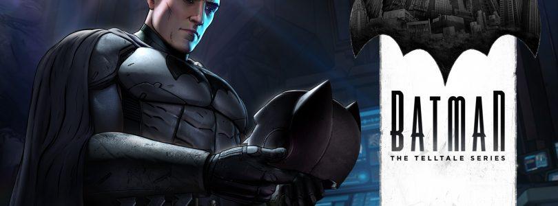Batman – A Telltale Series Episode 2 available Sep 20