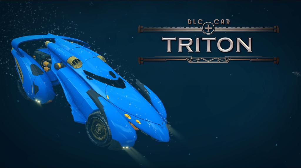 Rocket League heads underwater in free AquaDome update