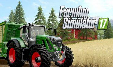 Farming Simulator 17 Banner