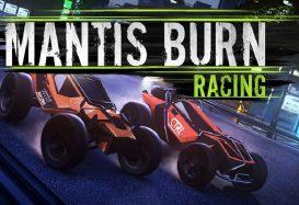 Mantis Burn Racing Header