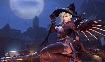Overwatch Halloween Banner