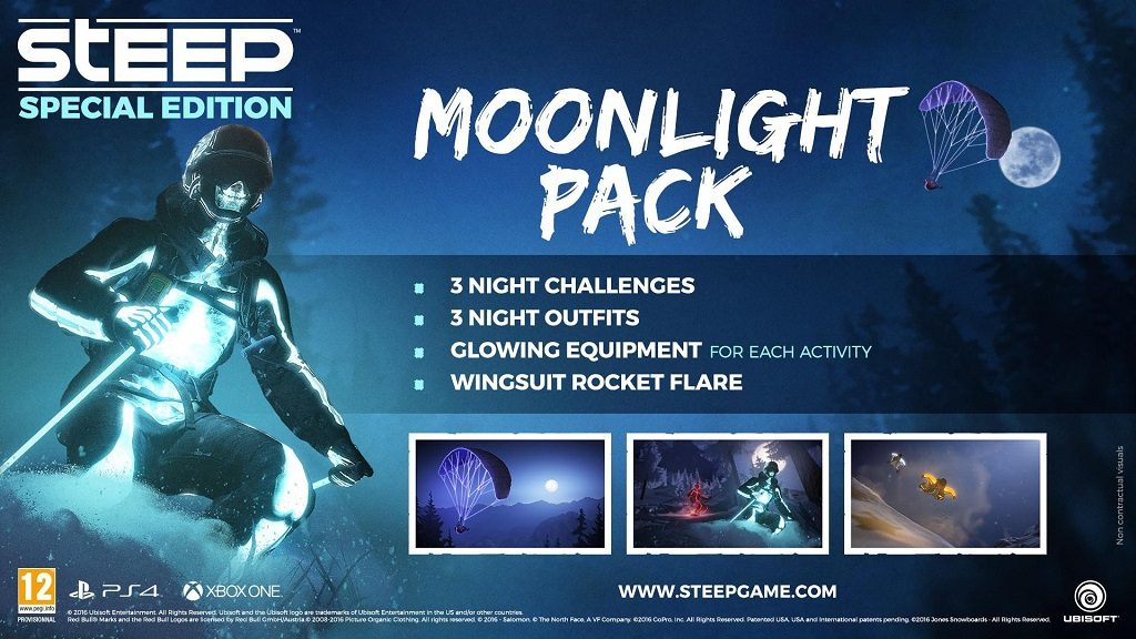 STEEP Moonlight Edition