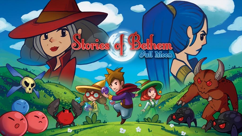 Stories of Bethem: Full Moon